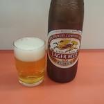 54275288 - ビールは大瓶のみ650円
