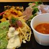 シャンパン キッチン つもと - 料理写真:ライトフレンチ・ワンプレートランチ(1000円)