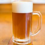 高円寺麦酒工房 - 2016.7 すももビール(690円)Plum Ale