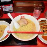 中華厨房 寿がきや - 半チャー寿がきや定食 890円