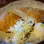 萬乃助 - そばかき餅