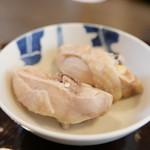 新三浦 - 水炊きの鶏