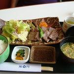 レストラン風月 - 佐賀牛の焼肉膳
