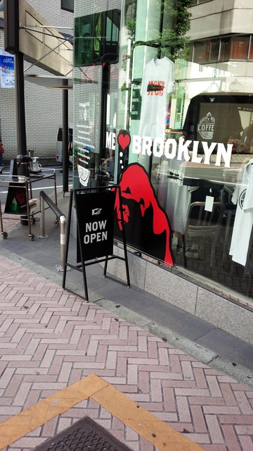 GORILLA COFFEE 渋谷店 - 外観