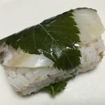 ゐざさ - 桜すし(たい)130円