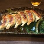 麺屋 五郎蔵 - 餃子
