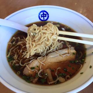 マルナカ中国麺飯食堂 - 料理写真: