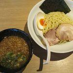 一風堂 - 東京太つけ麺並盛のアップ