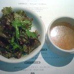 5429666 - サラダとスープ