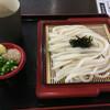 阿讃亭 - 料理写真:ざるうどん(*´д`*)400円