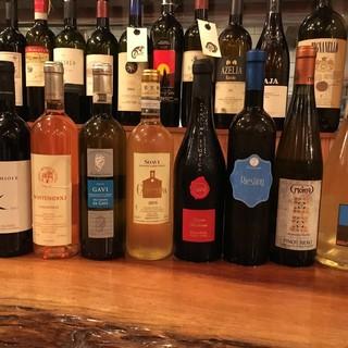 人気のイタリアワイン