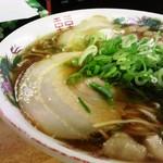 54299667 - 尾道ラーメン(平麺):620円