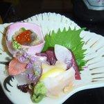四季亭 - お刺身