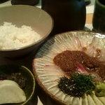 5430537 - 鯛茶漬けセット