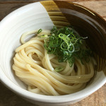 橋本製麺所 - うどん1玉(*´д`*)80円