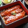 Amagochaya - 料理写真:あまごの蒲焼重