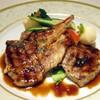 レストラン大澤 - 料理写真:仔羊の網焼き