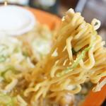 麺や 虎鉄 - めん
