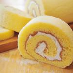 ノンパレール 大西 - 料理写真:ロールケーキ 周(あまね)