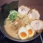 54306156 - 「味噌ラーメンMEGAスペシャル」(1150円)