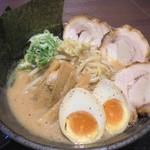 54306163 - 「味噌ラーメンMEGAスペシャル」(1150円)