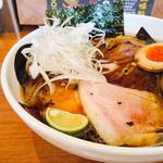 54306436 - 2016.8 醤油そば+味玉