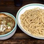 54309696 - つるやつけ麺大盛り1150円