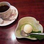 知伽良 - コーヒーとゆずシャーベット