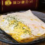 東京焼酎&梅酒bar GEN&MATERIAL - ふわふわトロトロのだし巻きたまご