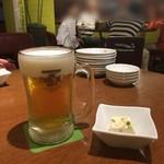 ダリアン 横浜モアーズ店 - ジョッキ