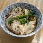 赤坂製麺所 - うどん(1玉)