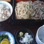 5432479 - 二色蕎麦と蕎麦飯