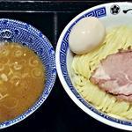 つじ田 - 【味玉濃厚つけ麺】¥1058