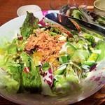 蔵の坊 - サラダ