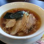 バーミヤン - 自家製チャーシュー麺       2016/08/01