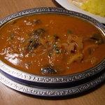 デリーキッチン シャンティ - NEW2010.10 なすカレー