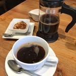 ラ テラス カフェ エ デセール - コーヒー