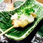 魚 串 BAR - カマス!!これがねぇ肉厚でジューシーなんですよ♪