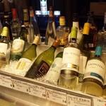 CONA - ワインの飲み放題があります