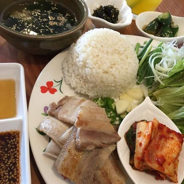korean taste gourmet house ぷっこちゅ 林道 韓国料理 食べログ