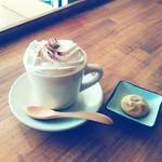 カフェ アオソラ - ウインナーコーヒー
