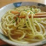 54334799 - 「八重山そば(中)」の麺