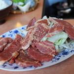 焼肉縁結 - ジンギスカン