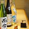 Yakitonyukachanazabufujishima - ドリンク写真:ワンコインやプレミアムの日本酒が大人気です。