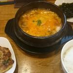 韓国スンドゥブ専門店 ナムデムン -