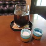 祇をん ひつじカフェ - アイスコーヒー