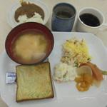 東横INN - 2日目