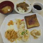 東横INN - 1日目