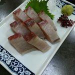 黒潮丸 - サワラ刺身 900円