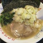 江戸川ラーメン 烈幸 - ねぎラーメン(並) ¥830